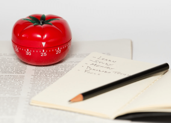 What is the pomodoro technique